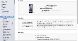 iTunes manuale italiano istruzioni installazione e uso