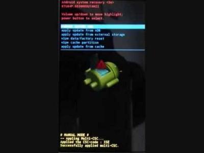 Galaxy J5 come fare il reset e formatatre il telefono Samsung