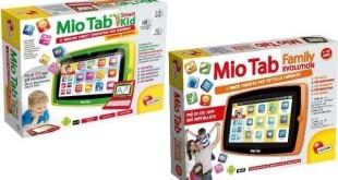 Regalo Natale 2015 MIO TAB Smart KID per bambini