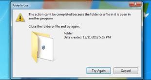 Windows 10 come cancellare i file che non si cancellano