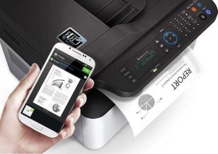 Galaxy S6 Come stampare via WiFi dal telefono Samsung