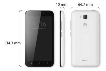 Huawei Y560 Manuale Pdf e libretto istruzioni telefono Android