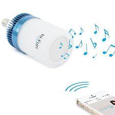 Regalo Natale Lampada con Speaker Wireless Bluetooth Integrato