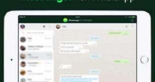 Whastapp per iPad ricevere e inviare messaggi con iPad e Whastapp