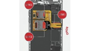 iPhone 6 con 3 SIM telefoniche con internet 3G e 4G