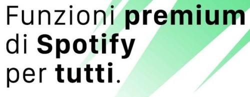 Spotify Premium come attivare gratis per tutti