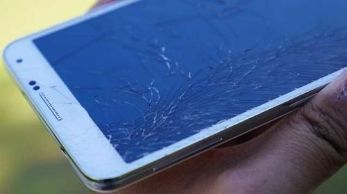 Galaxy S6 schermo rotto come salvare i dati con display nero