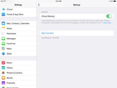 iPhone iOS 9 come fare salvataggio su computer