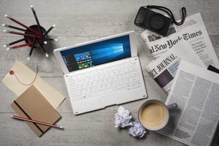 ALCATEL PLUS 10 Il primo 2 in 1 LTE di ALCATEL Windows 10