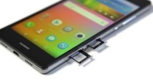 Telefono Huawei non riesce a trovare la scheda microSD