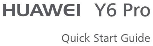 Guida rapida Huawei Y6 Pro usare il telefono subito
