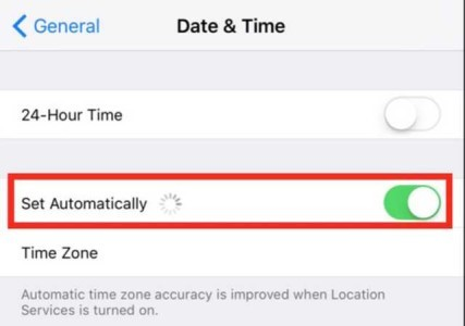 iPhone 6S percentuale Batteria Bloccata non si aggiorna