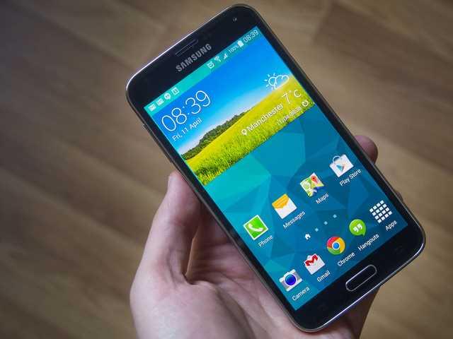 Istruzioni Italiano Galaxy S5 Manuale D'uso Android 6