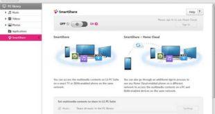 Istruzioni usare LG PC Suite per LG G5 Guida all' uso