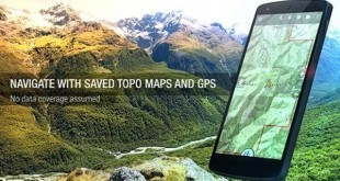 Migliore navigatore GPS mappe per escursioni in montagna trekking