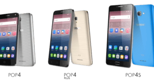 Alcatel Pop4 Pop 4S Pop 4Plus i nuovi gioielli Alcatel