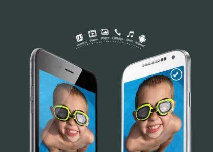 Trasferire dati tra iPhone Android WinPhone Symbian BlackBerry con 1 clic