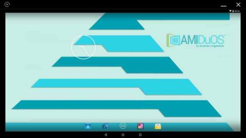 AMIDuOS 2 Lollipop Pro Android su Windows
