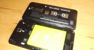 Asus ZenFone 2 non si accende con batteria a zero