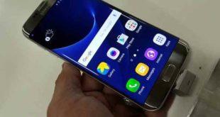 Galaxy S7 Aumentare spazio su display per App widget