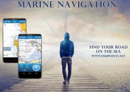 Marine Navigation GPS Il navigatore nautico tutto italiano