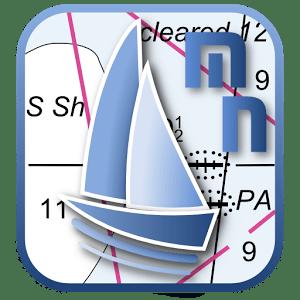 Navigatore GPS nautico offline con carte nautiche Raster