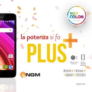 NGM You ColorE505 PLUS