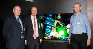 La televisione del futuro LG e BBC primi test
