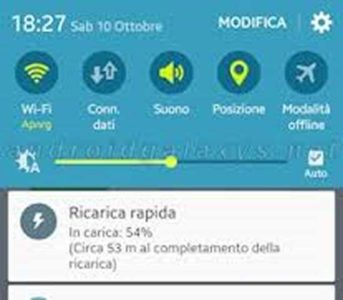 Samsung Galaxy S6 ricarica rapida non funziona
