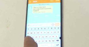 Samsung Galaxy S7 elimina automaticamente i messaggi di testo