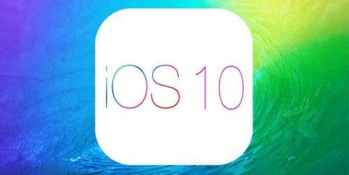 iOS 10 le nuove funzioni e compatibilita con iPhone iPad e iPod