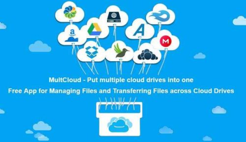 Trasferire file tra cloud Gratis