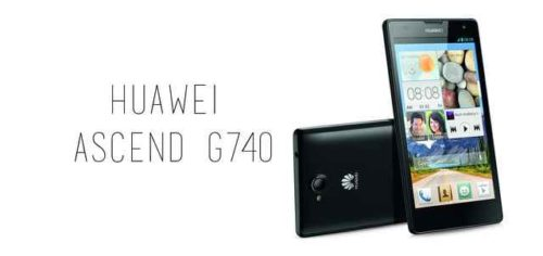 Manuale duso italiano Huawei G740 Istruzioni Pdf