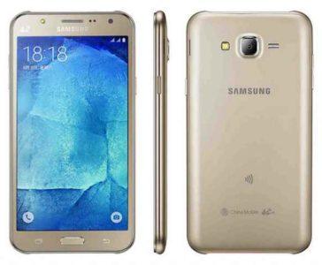 Screenshot Galaxy J7 216 come salvare la schermata