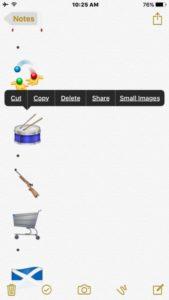 72 nuove Emoji subito su iPhone guida e istruzioni