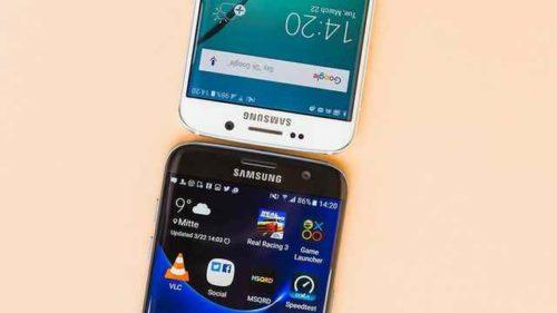 Aggiornamneto Android 7 Nougat Samsung