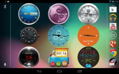 Samsung Galaxy S7 Come eliminare i Widget