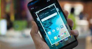 Screenshot LG G5 come salvare la schermata