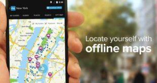 Guida turistica e mappe GPS su Huawei P8 e Huawei P9