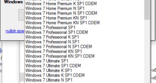 Scaricare ISO versione più recente Windows e Office