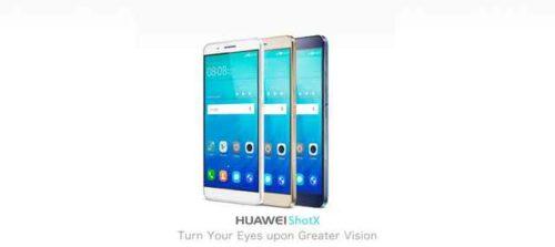 Screenshot HUAWEI ShotX come salvare la schermata