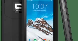 Telefono perfetto per le escursioni in montagna CROSSCALL