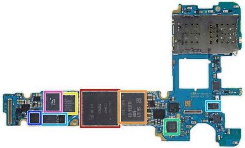 Galaxy Note 7 come smontare il telefono Samsung