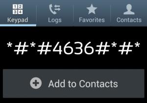 Galaxy Note 7 guida per usare smartphone i codici segreti per accedere ai menu Samsung