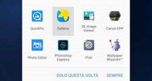 """Galaxy S7 Come resettare """"Apri con"""" su Samsung"""