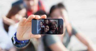 Huawei Mate 8 scattare Selfie perfetto