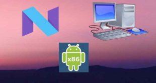 Scarica installare Android 7 Nougat per PC Guida istruzioni installazione