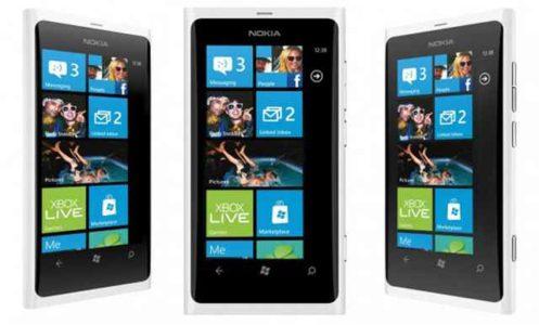 Screenshot Nokia Lumia 800 come catturare la schermata