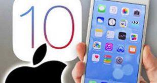 iPhone 7 iOS 10 istruzioni italiano Pdf manuale d'uso