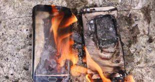 Galaxy Note 7 fuori produzione nota ufficiale Samsung